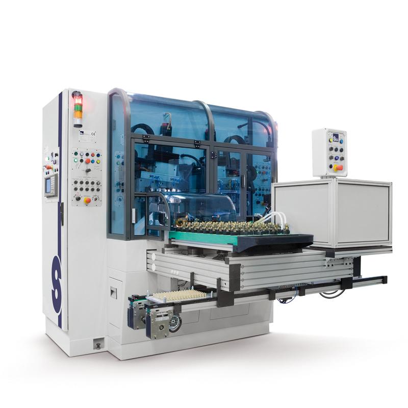 Sala srl - CNC-Diamantschleifmaschine - CNC - Ventile