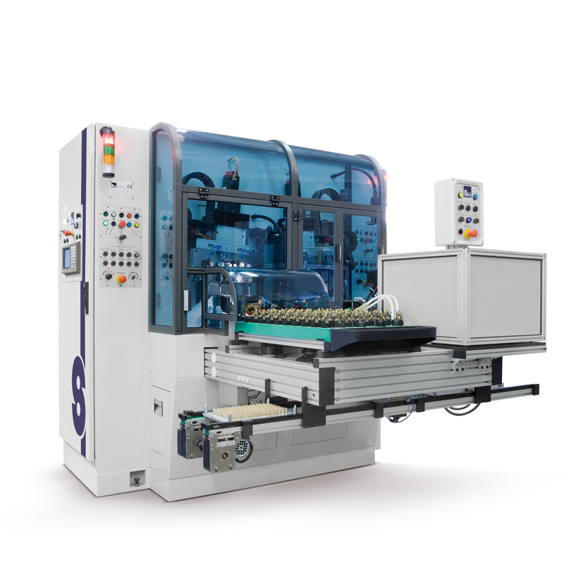 Sala srl - Diamantatrice CNC - CNC - valvole