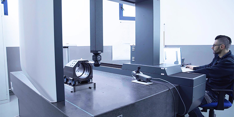 Sala srl (Brescia) controllo qualità
