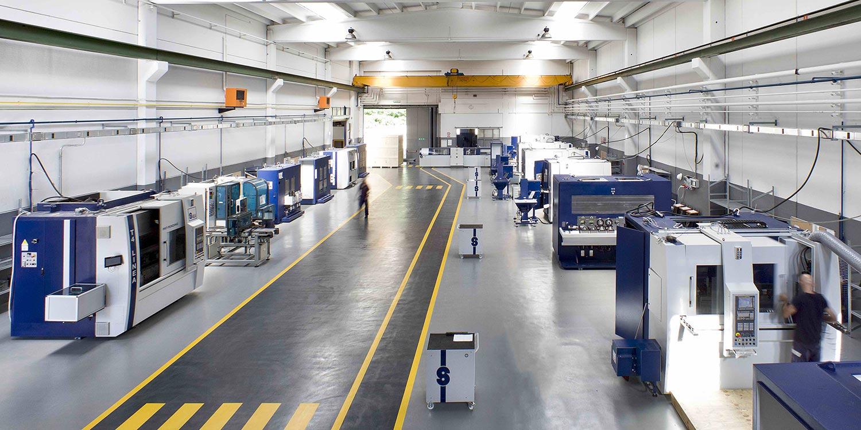 Sala srl (Brescia) costruzione di macchine per la tornitura di precisione