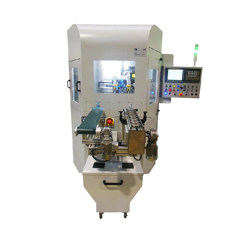 Sala srl - Maschinen fur Gas Armaturen - CNC-Präzisionsdrehmaschine