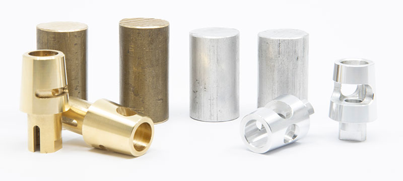 Sala srl - Maschinen fur Gas Armaturen - CNC-Mehspindeldrehmaschine